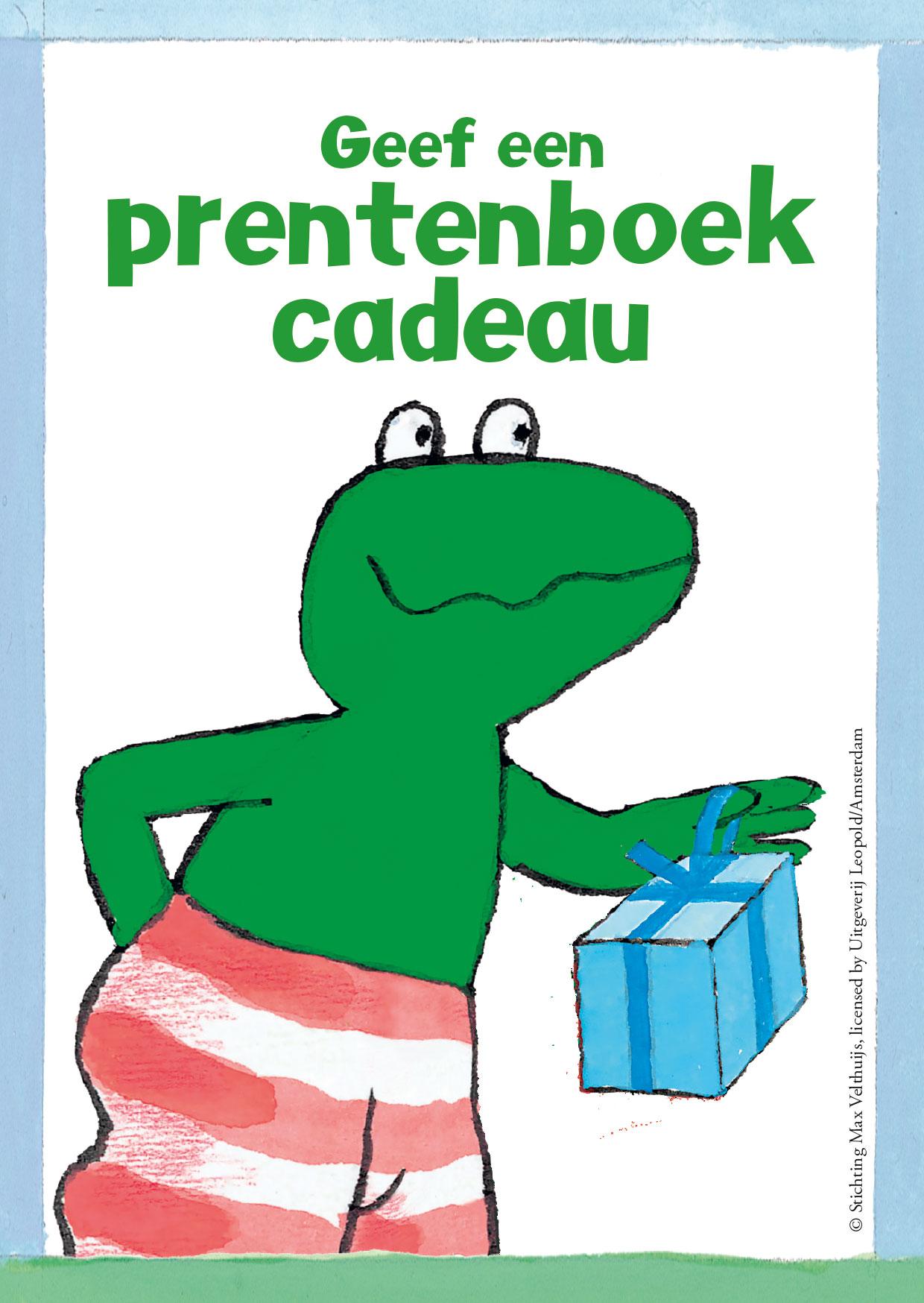 Geef een prentenboek cadeau